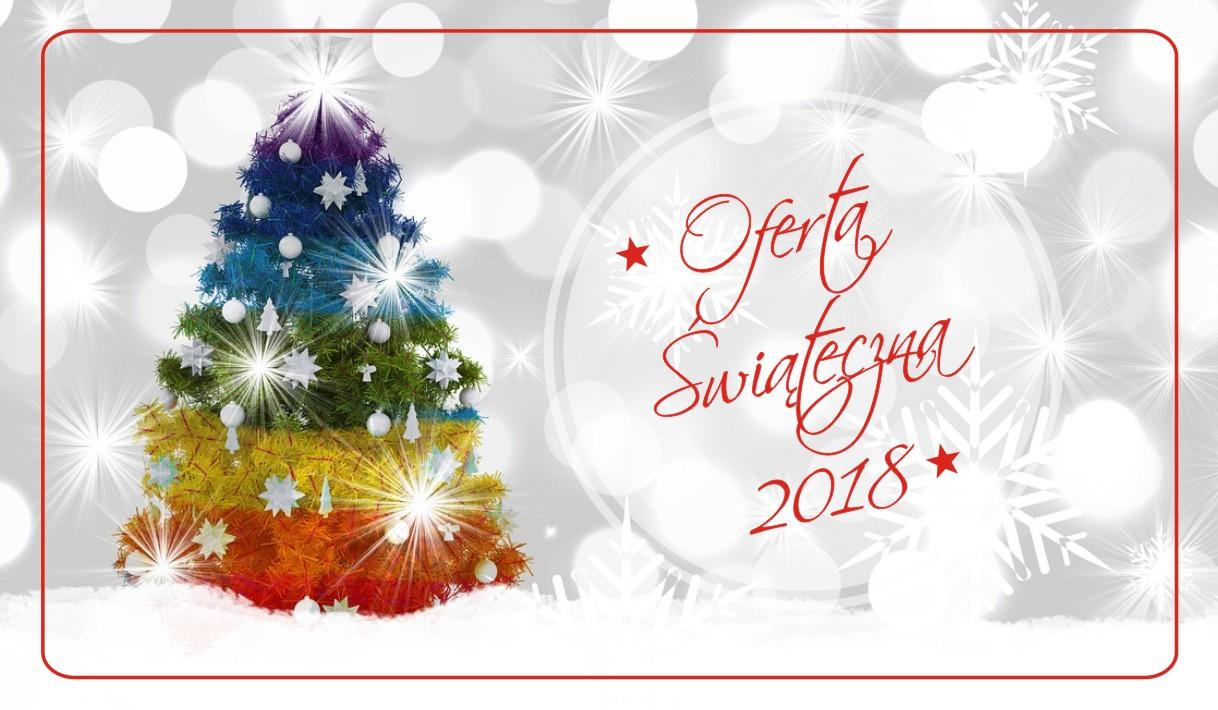 Oferta świąteczna 2018